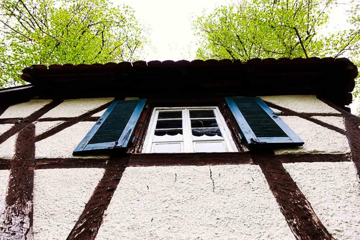 Kaltentalhäusle Fenster