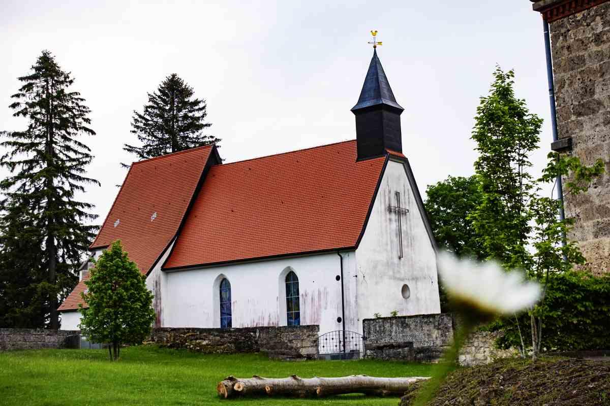 Stephanus Kirche in Gruorn