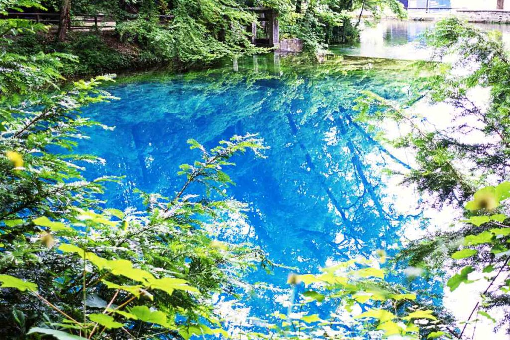 Blautopf in Blaubeuren