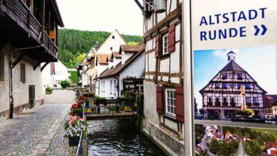 Blaubeuren Altstadtrunde