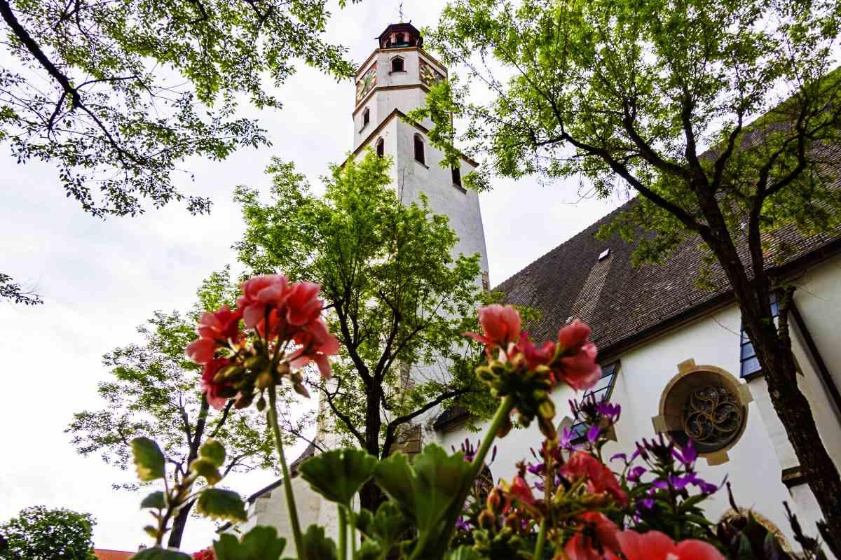 Kirche St. Peter und Paul Blaubeuren