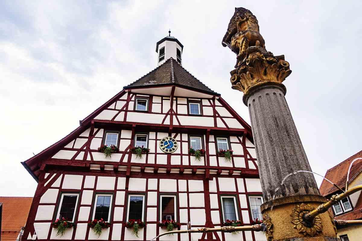 Rathaus Blaubeuren