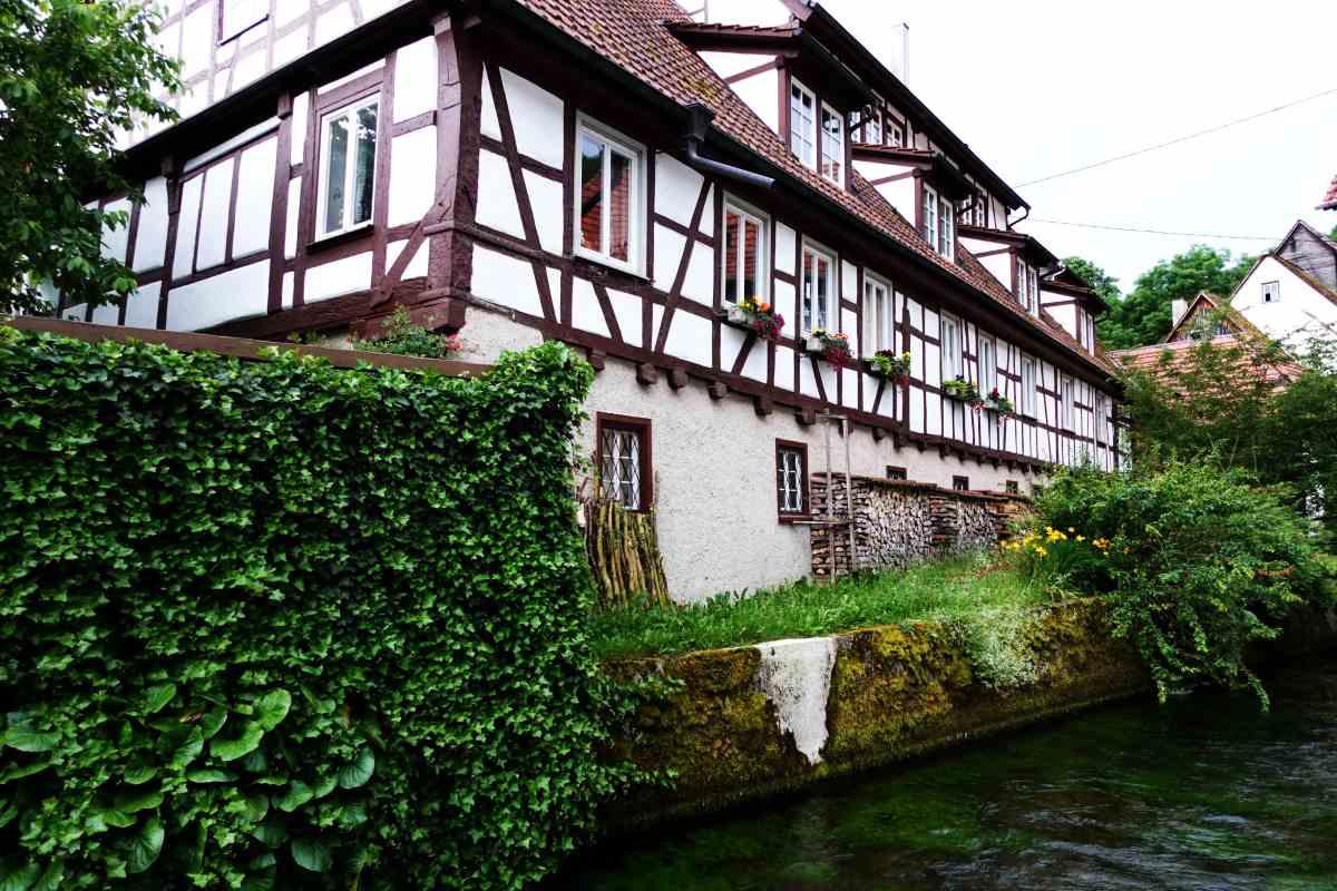historische Fachwerkhäuser Blaubeuren