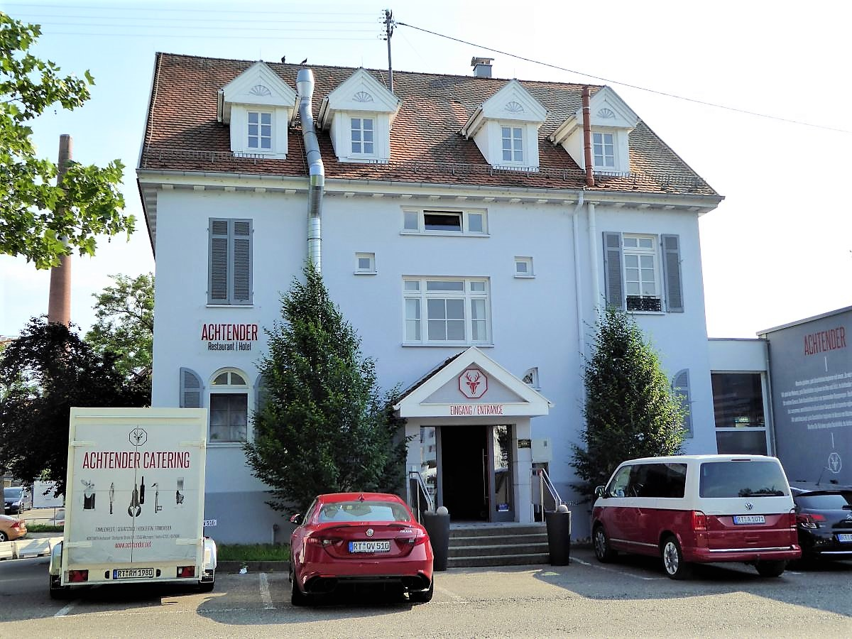 Hotel Achtender Metzingen