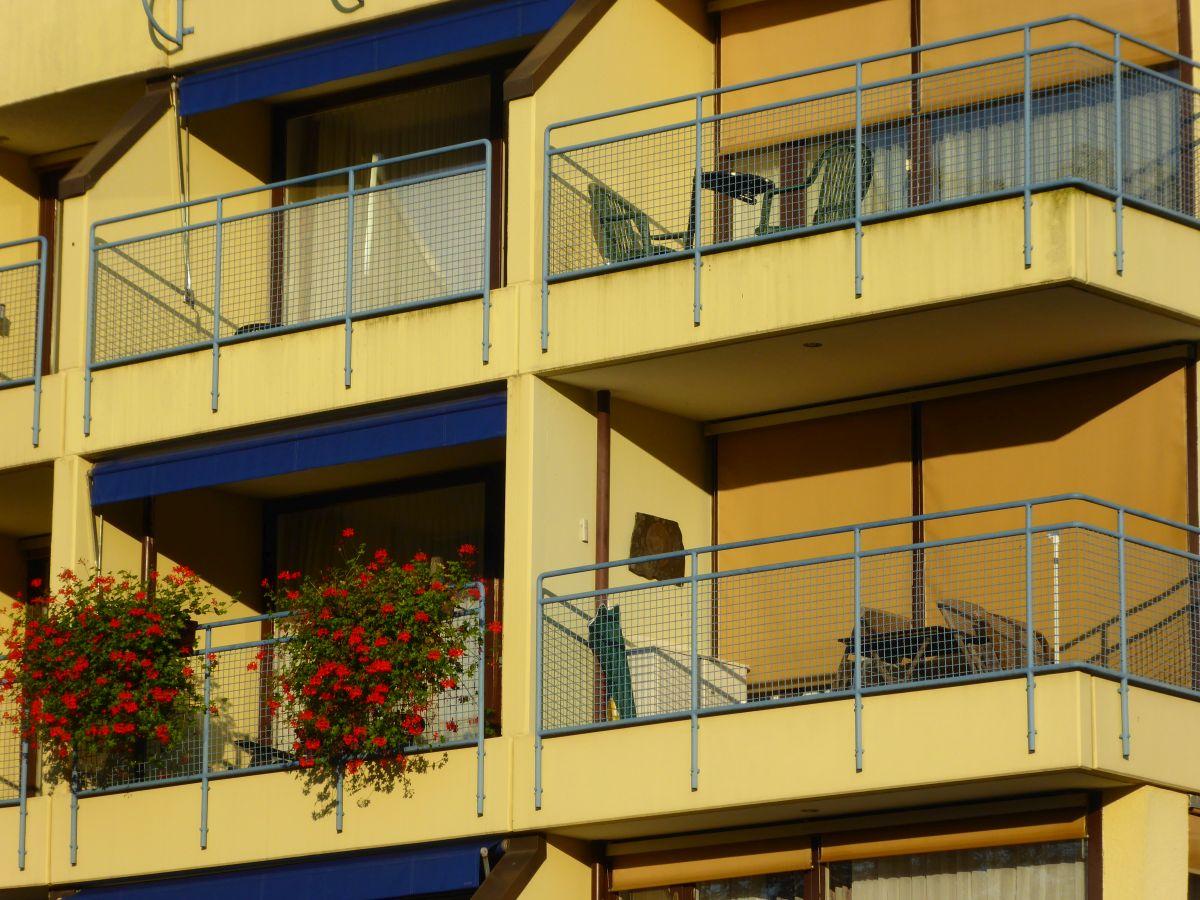 Hotel Graf Eberhard Zimmer Balkon