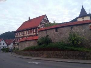 Johanniskirche in Unterhausen