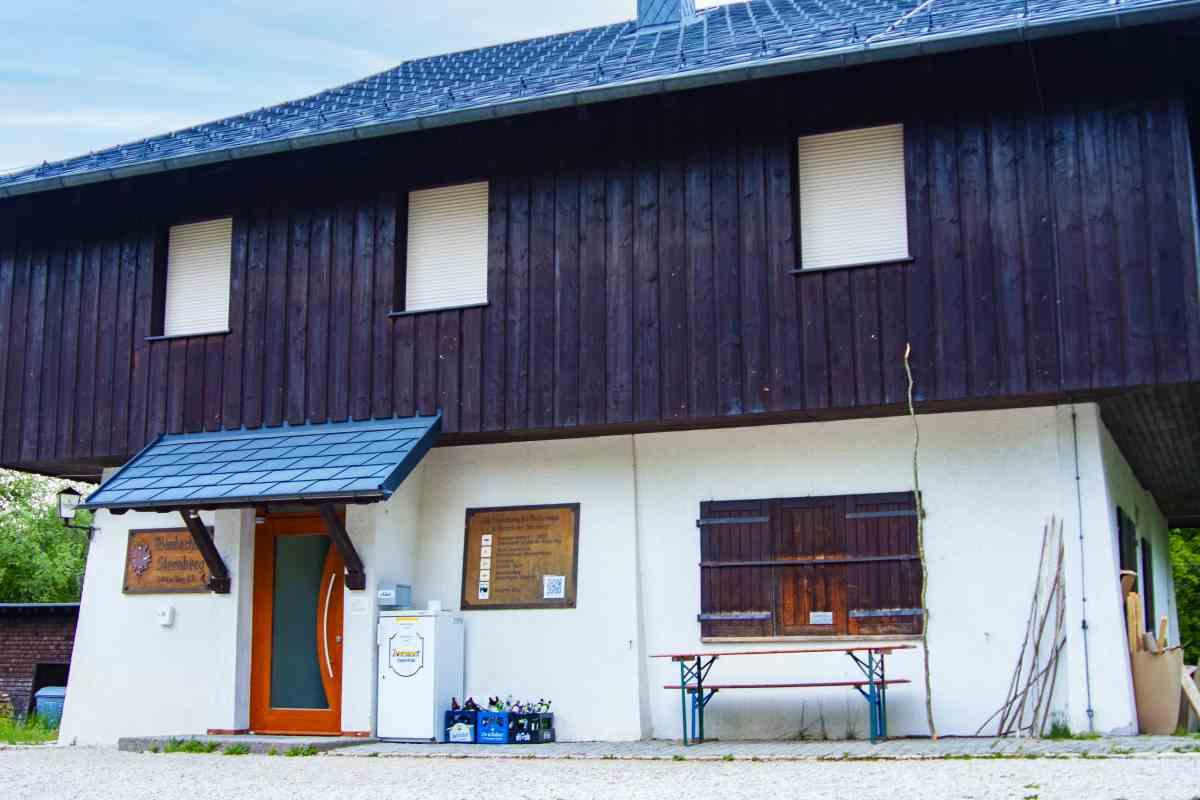 Wanderheim Sternberg