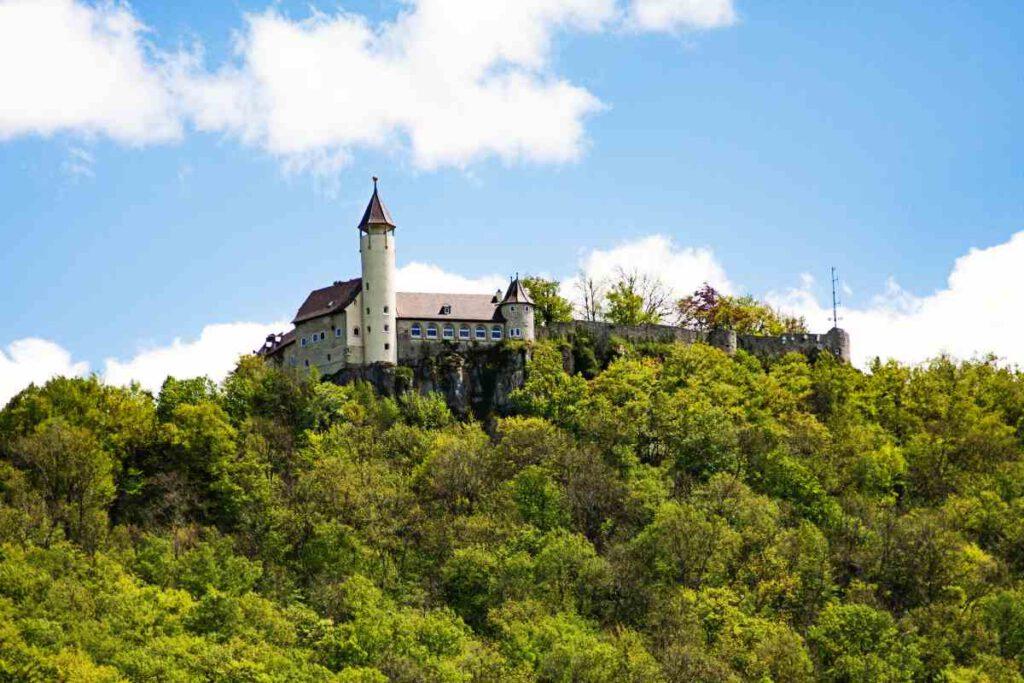 Die Burg Teck