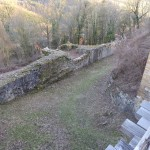 Wall-Graben der Hohenrechberg