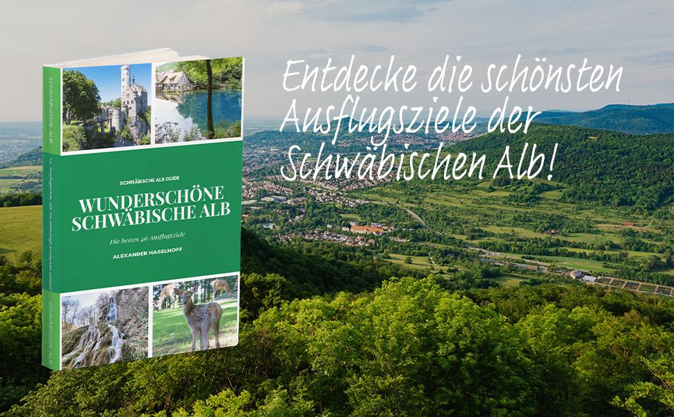 Schwäbische Alb Buch Header