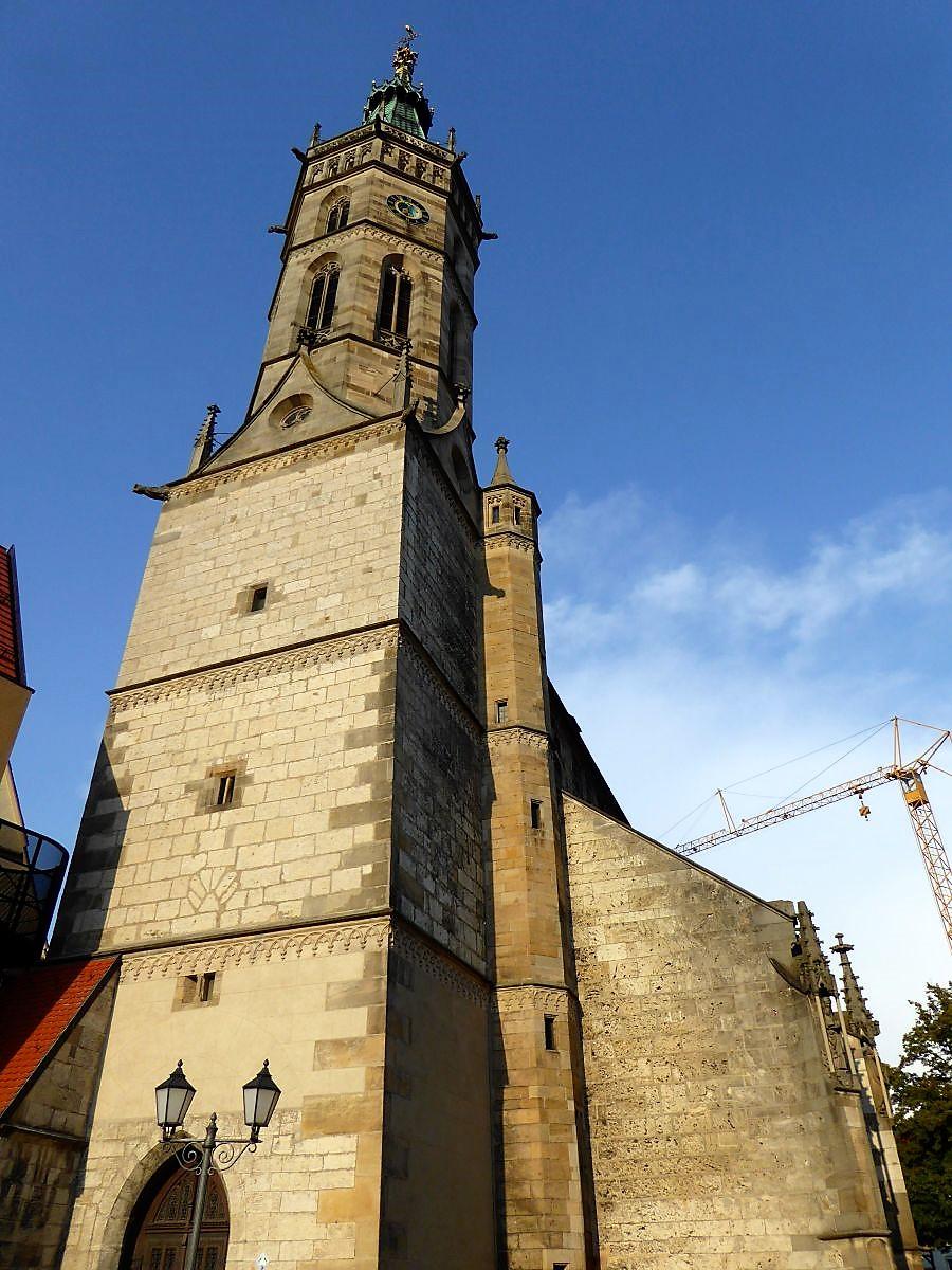 Stiftskirche St. Amandus in Bad Urach