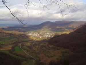 Wunderschöner Ausblick auf Neidlinger Tal
