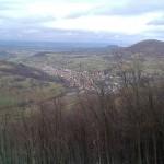 Blick auf Neidlinger Tal