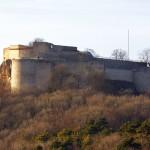 Burg Hohenneuffen nah
