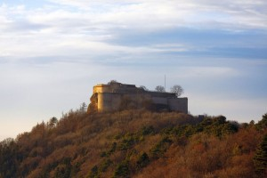 Die Burg Hohenneuffen