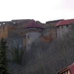 Burgruine von Rechberg aus