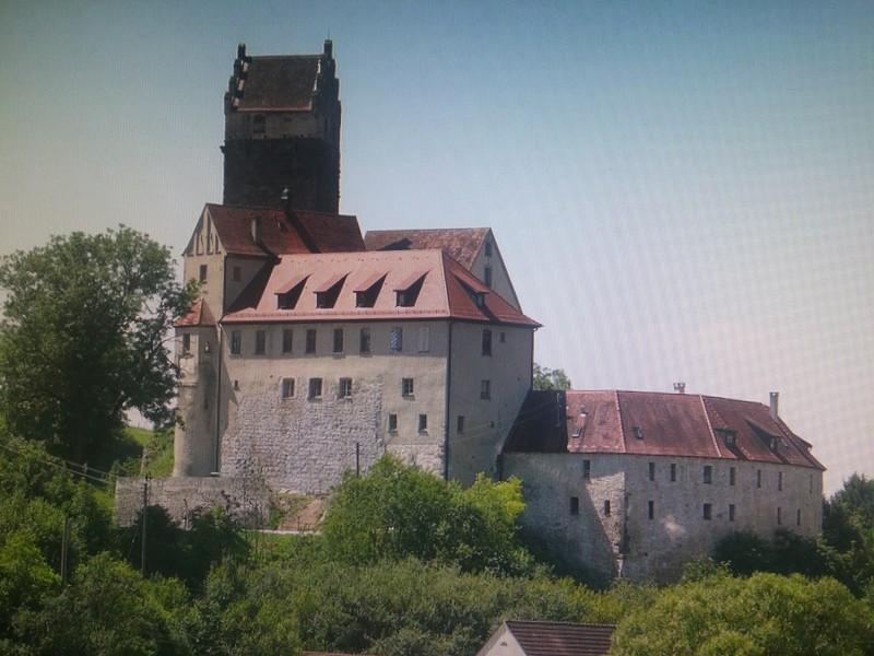 Burg Katzenstein bei Dischingen