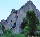 Die Burgruine Bichishausen