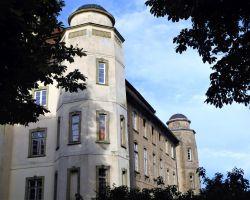 Schloss Hohenstadt von der Seite