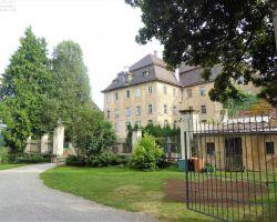 Schloss Hohenstadt in der Gemeinde Abtsgmünd