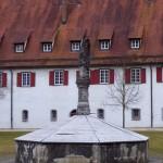 Denkmal im Kloster Blaubeuren