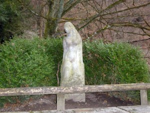 Denkmal der Schönen Lau