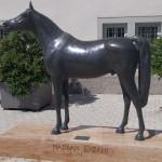 Hadban Enzahi Statue