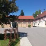 Innenhof mit 500 Jahre