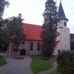 St. Blasius Kirche in Holzelfingen