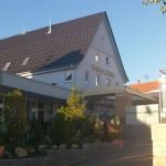 Hotel Hirsch Seitenansicht