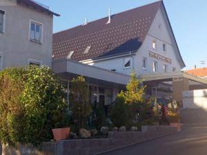 Hotel Hirsch in Mehrstetten