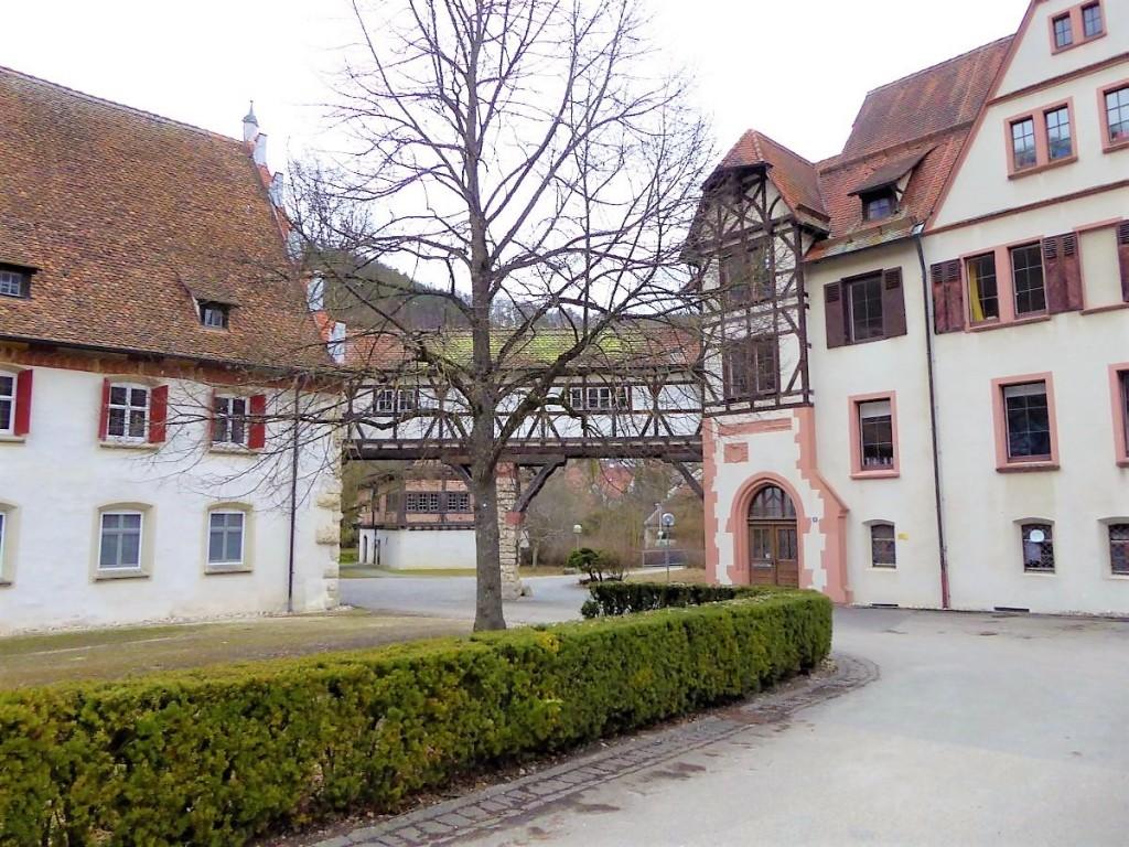 Im Kloster von Blaubeuren
