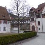 Innenhof Kloster 2