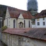 Klostermauer Blaubeuren