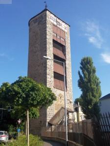 Königsturm in Schwäbisch Gmünd