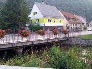 Lichtenstein Honau mit Echaz