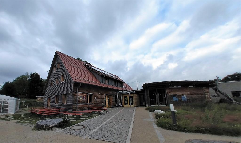 Das Naturschutzzentrum Schopflocher Alb