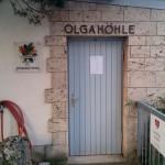 Eingang Olgahöhle