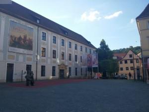 Prediger auf dem Johannisplatz