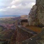 Blick von Ruine Neidlingen