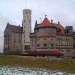 Schloss Lichtenstein Turm